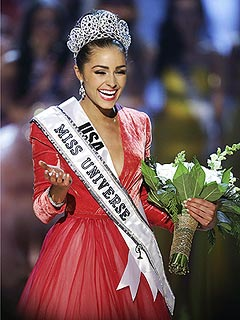 Miss USA Olivia Culpo Wins Miss Universe