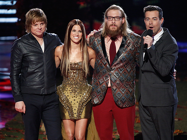 The Voice Finale - Should Terry McDermott, Cassadee Pope or Nicholas David Win?