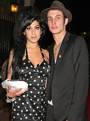 Amy Winehouse's Husband Ordered Back to Prison