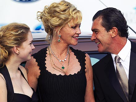 Antonio Banderas and Melanie Griffith Take Daughter Stella to Charity Gala| Couples, Kids & Family Life, Antonio Banderas, Melanie Griffith