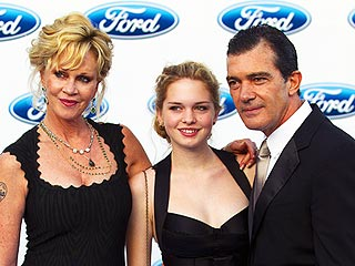 PHOTOS: Antonio Banderas & Melanie Griffith&#39;s Daughter Stuns in Spain | Antonio Banderas