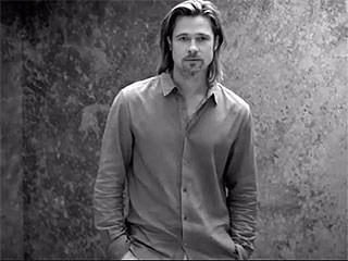 LOL! Brad Pitt&#39;s Chanel Ad Gets SNL Treatment