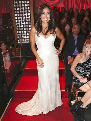 carrie ann inaba 300x400 Carrie Ann Inabas Blog: A Fitting Frock for the Finals