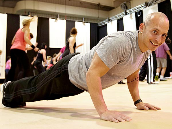 Harley Pasternak Blogs: How to Use Technology to Get You Fit