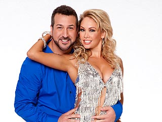 Joey Fatone and Kym Johnson Head Home on Dancing | Joey Fatone, Kym Johnson