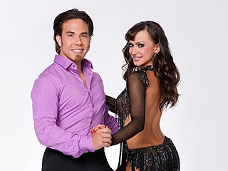 Apolo Ohno: I'm Confident We Can Make It to DWTS Finals | Apolo Anton Ohno, Karina Smirnoff