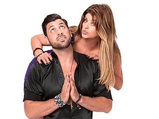 Kirstie Alley & Gilles Marini Eliminated on Dancing | Kirstie Alley, Maksim Chmerkovskiy