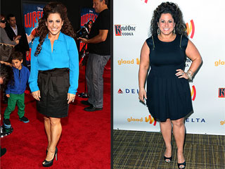 Marissa Jaret Winokur Reveals Dramatic Weight-Loss