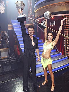 DWTS Crowns Melissa Rycroft All-Star Champ!