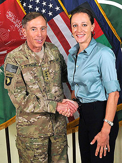 Paula Broadwell 'Very Grateful' for Husband's Support After Petraeus Affair