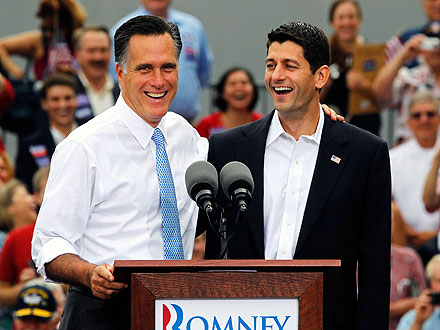 Paul Ryan: Five Things to Know About Mitt Romney's V.P. Choice| Mitt Romney, Paul Ryan