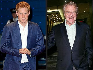Jerry Springer: Harry Not to Blame – Who Took Those Nude Pics? | Prince Harry