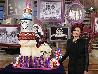 How Sharon Osbourne Celebrated Turning 60 | Sharon Osbourne