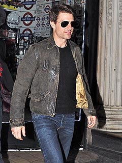 Tom Cruise Goes Clubbing – to Support His Son | Tom Cruise