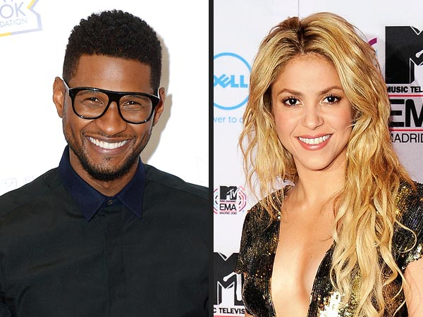 Usher & Shakira Joining The Voice Next Season