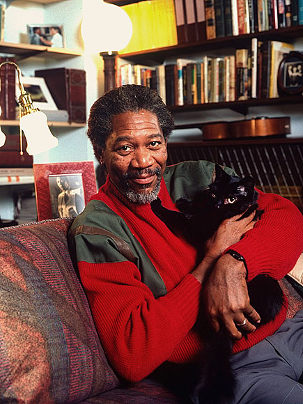 MORGAN FREEMAN photo | Morgan Freeman