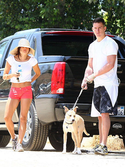 NO SWEAT photo | Channing Tatum, Jenna Dewan