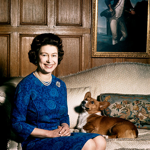 LEADER OF THE PACK photo | Queen Elizabeth II