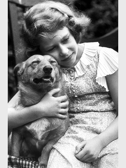 FUR-EVER FRIEND photo | Queen Elizabeth II