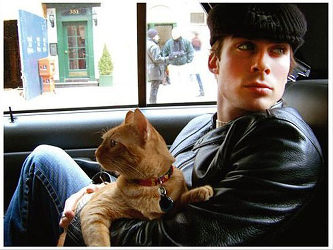 IAN SOMERHALDER photo | Ian Somerhalder