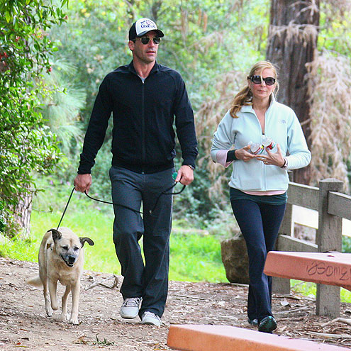 HAPPY TAILS photo | Jennifer Westfeldt, Jon Hamm