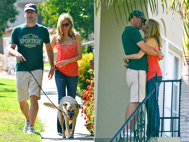 KISS & RUN photo | Jennifer Westfeldt, Jon Hamm