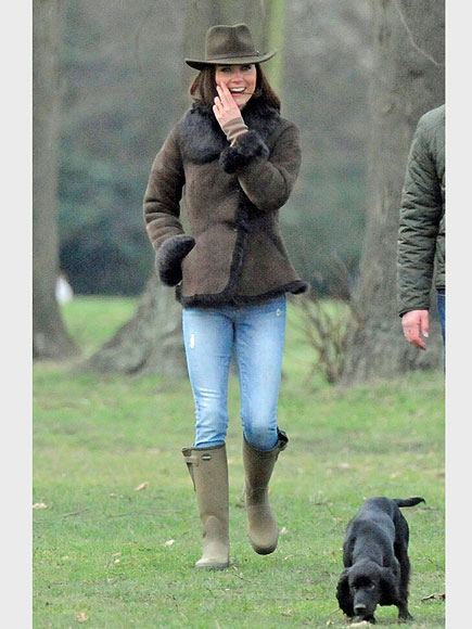 KENSINGTON CANINE photo | Kate Middleton