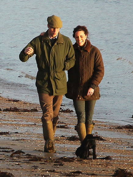 BEACH BUDDY photo | Kate Middleton, Prince William