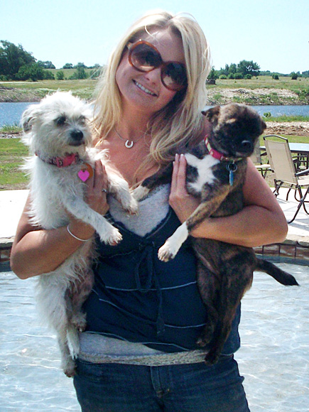TWO CUTE photo | Miranda Lambert