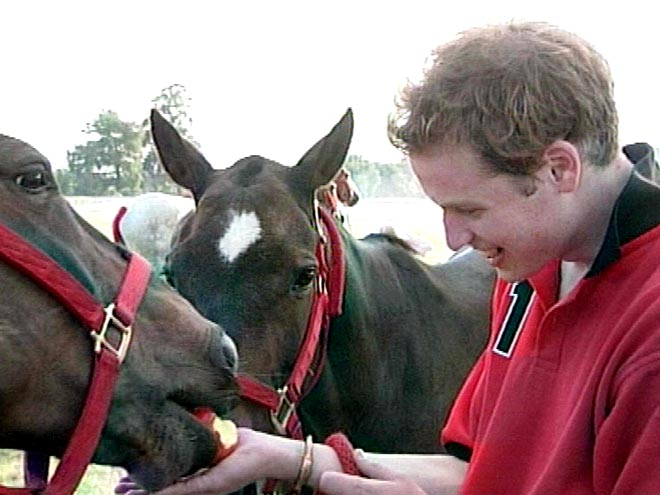 KINGDOM FOR A HORSE photo | Prince William