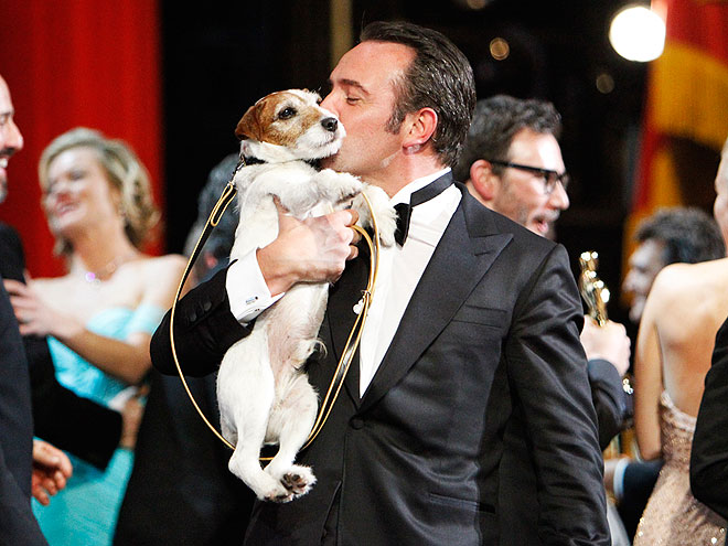 BISOU BISOU photo | Uggie, Jean Dujardin