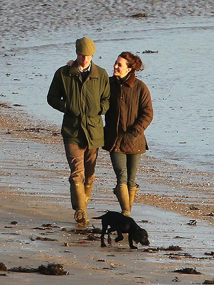 BEACHY KEEN photo | Kate Middleton, Prince William