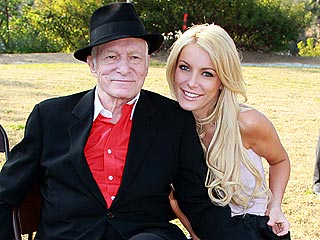 Hef to Ex Crystal: Keep the Ring and Car – I Want the Puppy | Crystal Harris, Hugh Hefner