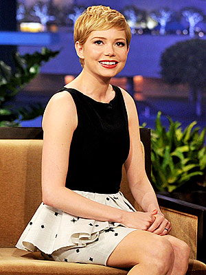 Michelle Williams on Tonight Show, Talks Horseback Riding