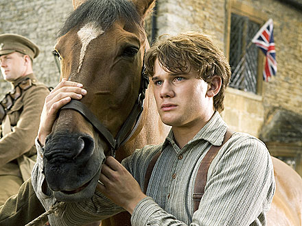 5 Things To Know About War Horse's Joey