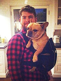 Jack Osbourne Preps for Baby – with His Dog! | Jack Osbourne