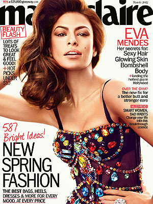 Eva Mendes Calls Boyfriend Ryan Gosling a 'Dream'| Couples, Movie News, Eva Mendes, Ryan Gosling