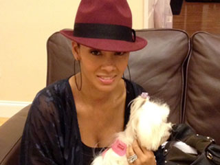 Evelyn Lozada: My Dog Is 'Feisty' Like Me | Evelyn Lozada