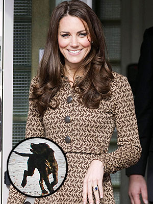 Kate Middleton, Duchess of Cambridge, Reveals New Dog's Name