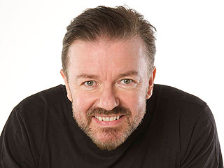 Ricky Gervais Wants to End Cosmetic Testing on Animals   Ricky Gervais