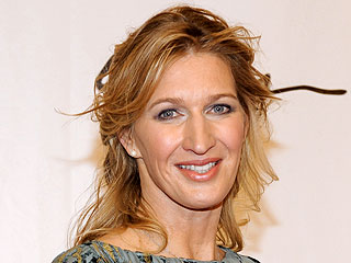 Steffi Graf Rescues Her Dog from a Coyote   Steffi Graf