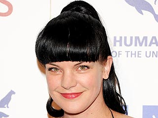 Pauley Perrette's Dog Recovering from Tumor Surgery