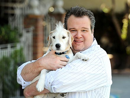 Modern Family's Eric Stonestreet Celebrates Hug Your Dog Day