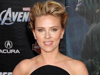 See Scarlett Johansson Recreate Psycho's Iconic Shower Scene