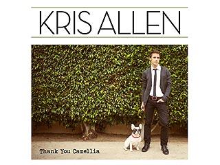 Kris Allen's Dog Zorro Graces Cover of New Album | Kris Allen