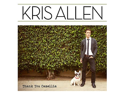 Kris Allen's Dog Zorro On Cover of New Album: Photo