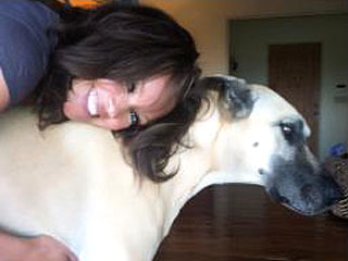 Vanessa Williams Adopts a Great Dane| Stars and Pets, Dogs, Vanessa Williams, Individual Class