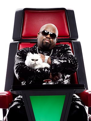 Who Should Replace Cee Lo Green on The Voice? Cast Your Vote!