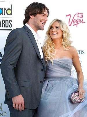 Carrie Underwood and Mike Fisher Have a Leap of Faith | Carrie Underwood, Mike Fisher