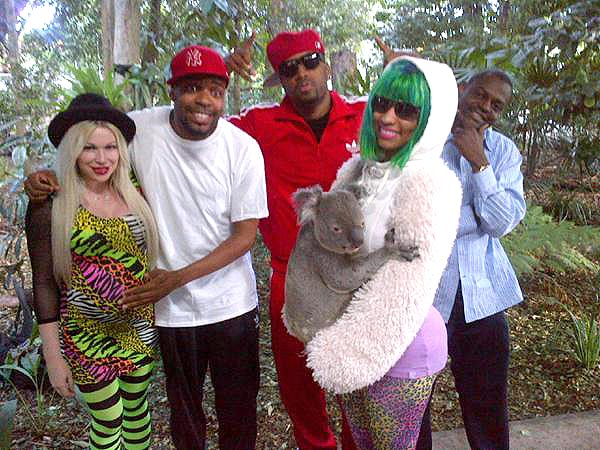 Nicki Minaj Lands Spot on Koala Hall of Fame